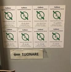 """Colloco – servizi di sanificazioni con ozono ripetitivi e programmati  """"Ozono Replay"""""""